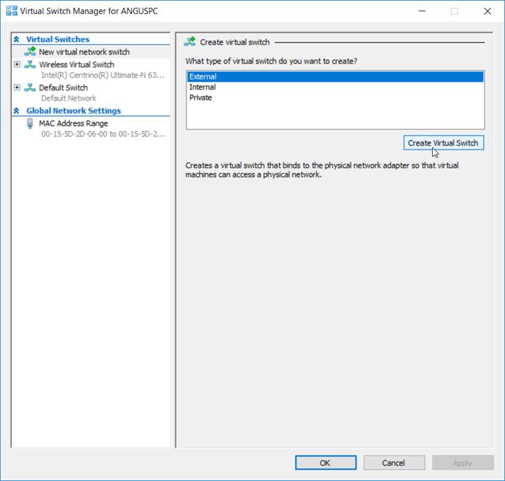041118 0000 HyperVSetti22 - Hyper-V Setting Up the Virtual Machine and Also other stuff Pt.2 #VirtualMachines #Microsoft