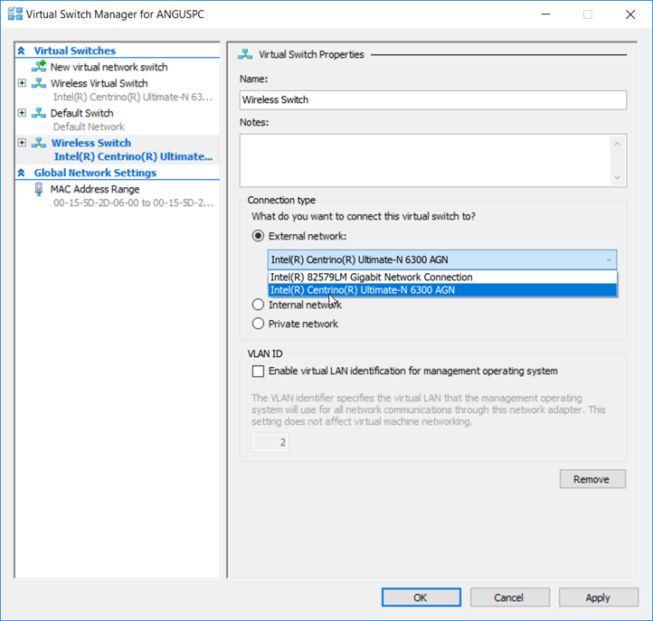 041118 0000 HyperVSetti23 - Hyper-V Setting Up the Virtual Machine and Also other stuff Pt.2 #VirtualMachines #Microsoft
