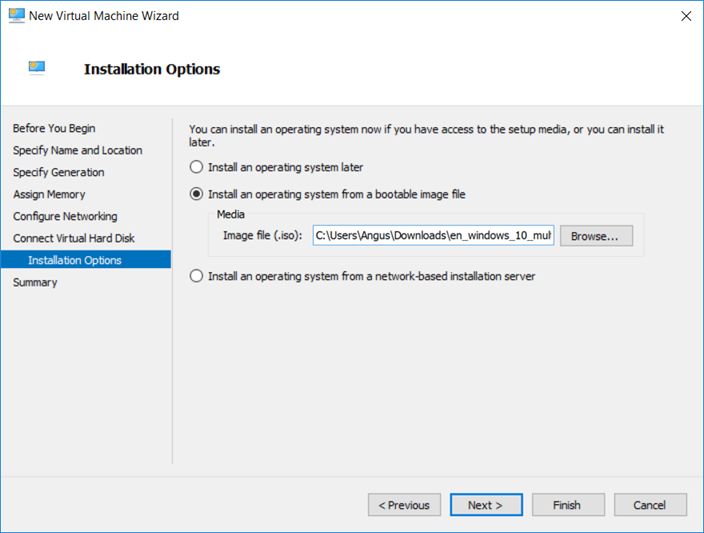 041118 0001 HyperVVirtu10 - Hyper-V Virtual Machines Talking About It and How to Use It