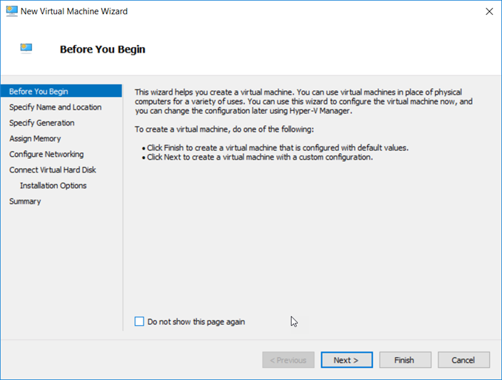 041118 0001 HyperVVirtu4 - Hyper-V Virtual Machines Talking About It and How to Use It