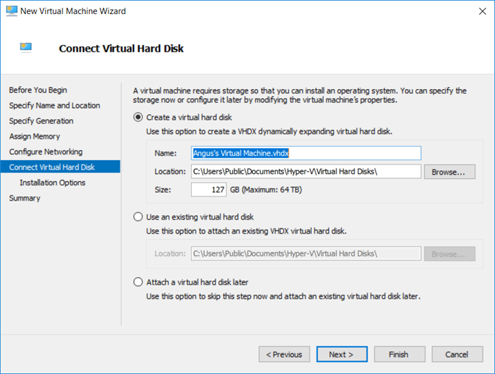 041118 0001 HyperVVirtu9 - Hyper-V Virtual Machines Talking About It and How to Use It