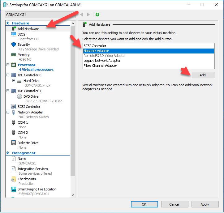 How to build Sophos XG firewall at Azure Hyper-V Nested VM for free