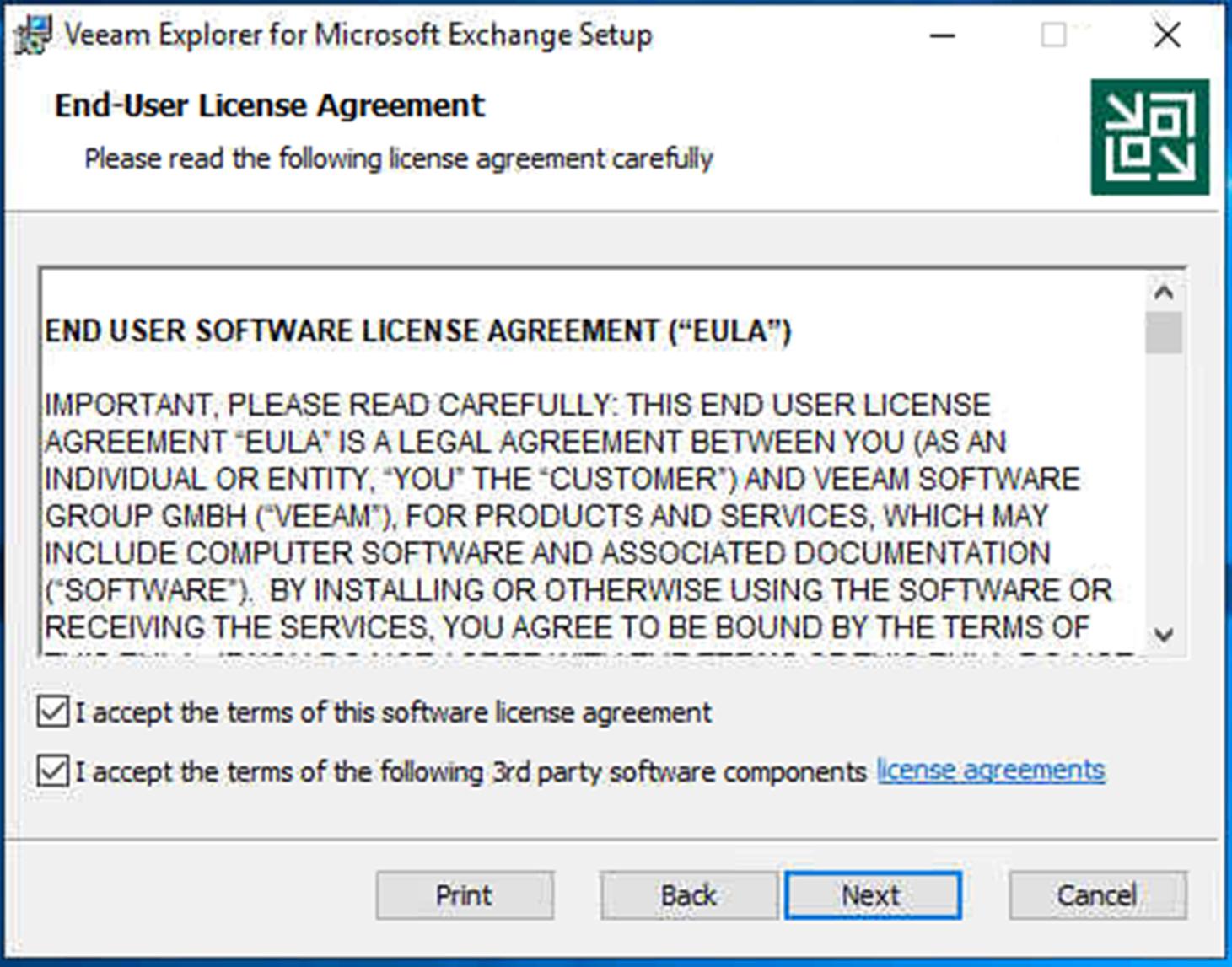 041019 0233 HowtoInstal11 - How to Install Veeam Backup for Microsoft Office 365 V3 #Veeam #MVPHOUR #Office365
