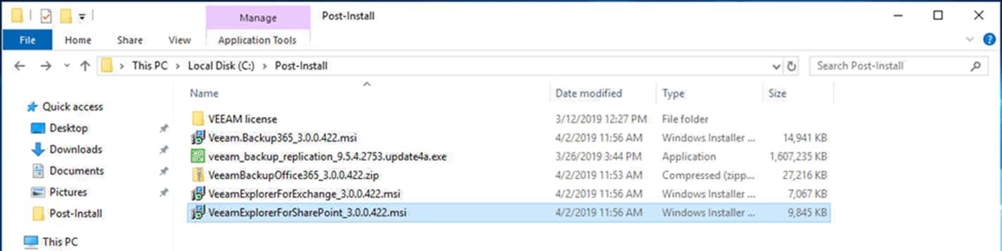 041019 0233 HowtoInstal15 - How to Install Veeam Backup for Microsoft Office 365 V3 #Veeam #MVPHOUR #Office365