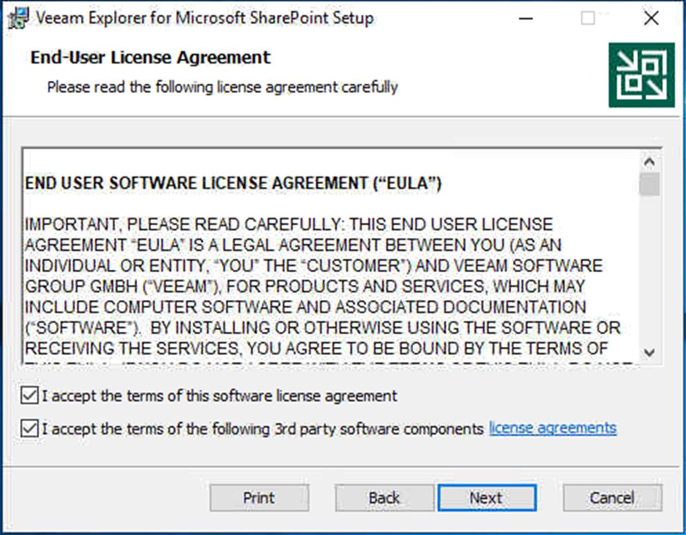 041019 0233 HowtoInstal17 - How to Install Veeam Backup for Microsoft Office 365 V3 #Veeam #MVPHOUR #Office365