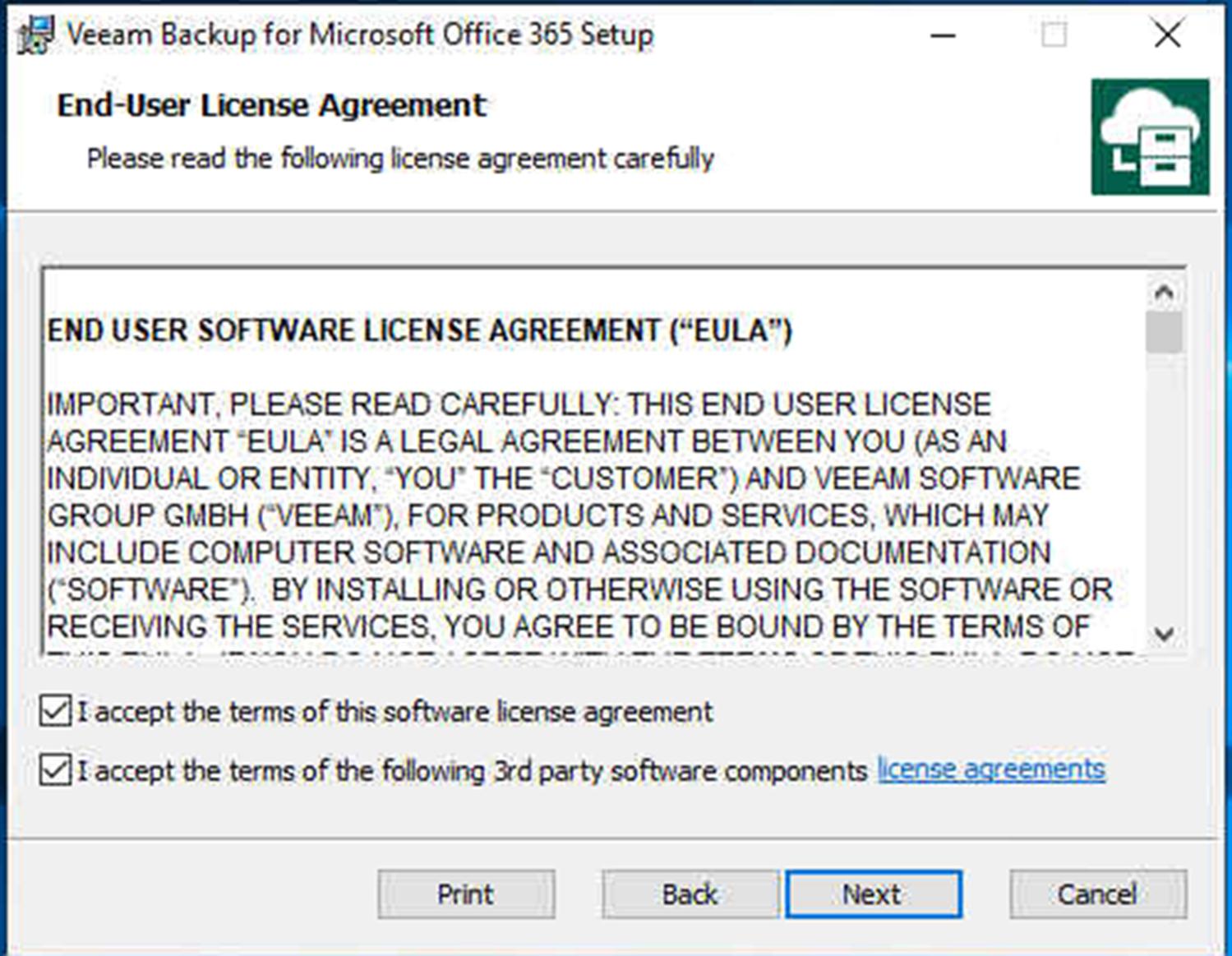 041019 0233 HowtoInstal5 - How to Install Veeam Backup for Microsoft Office 365 V3 #Veeam #MVPHOUR #Office365