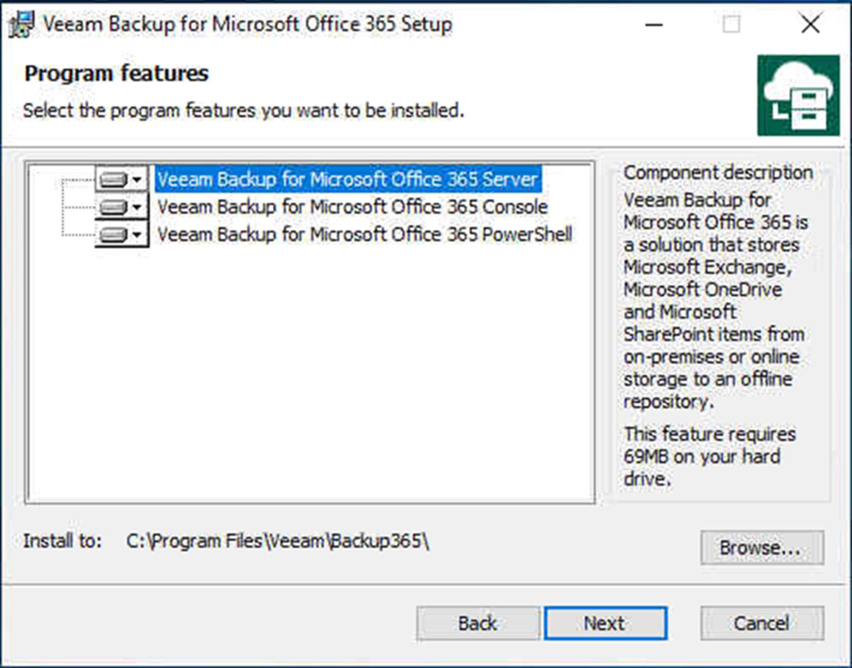 041019 0233 HowtoInstal6 - How to Install Veeam Backup for Microsoft Office 365 V3 #Veeam #MVPHOUR #Office365