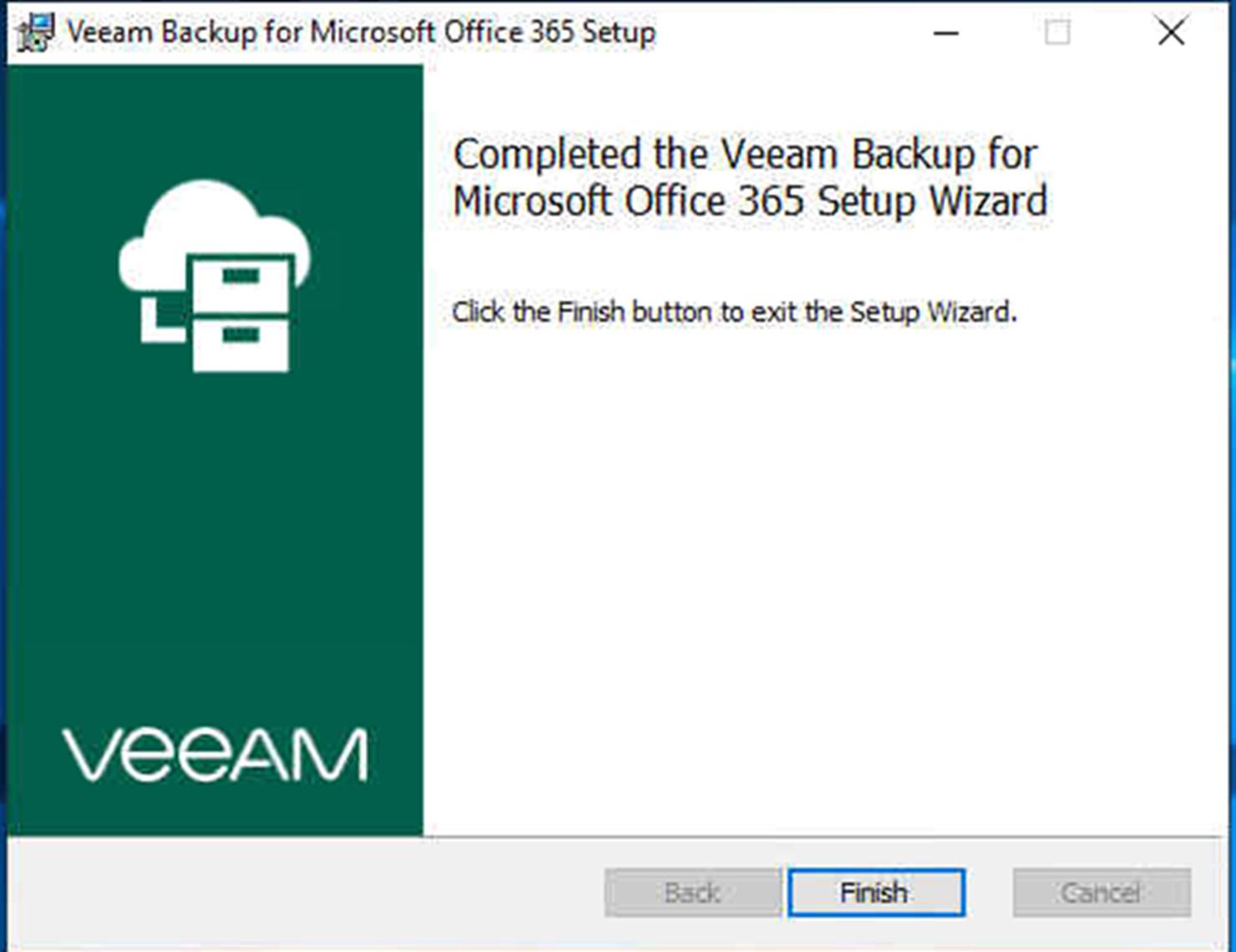 041019 0233 HowtoInstal8 - How to Install Veeam Backup for Microsoft Office 365 V3 #Veeam #MVPHOUR #Office365