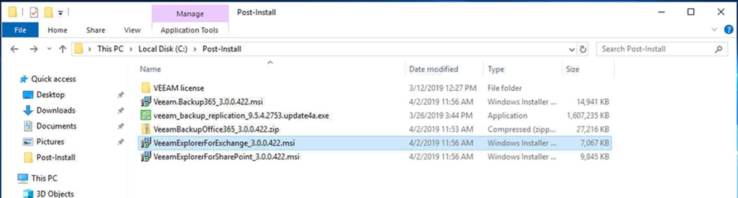 041019 0233 HowtoInstal9 - How to Install Veeam Backup for Microsoft Office 365 V3 #Veeam #MVPHOUR #Office365