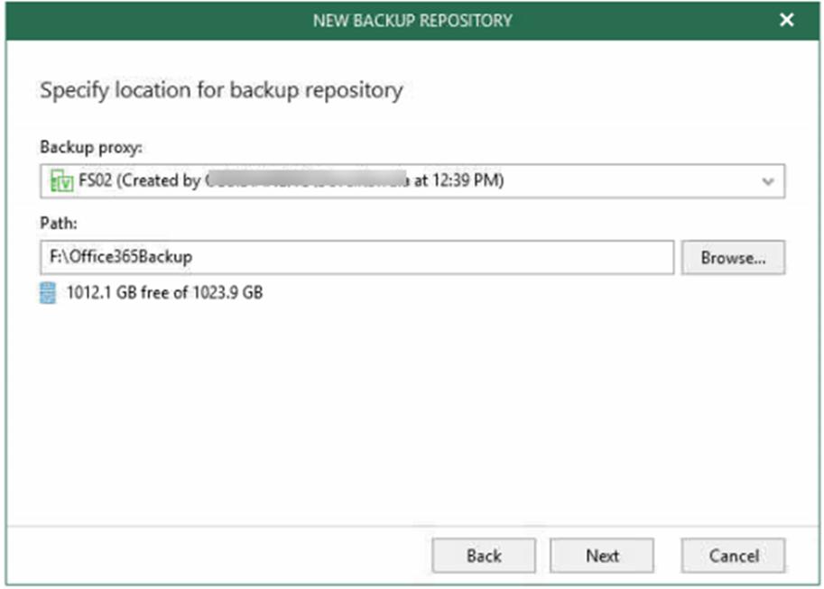 041119 0128 HowtoConfig16 - How to Configure Veeam Backup for Microsoft Office 365 V3 #Veeam #MVPHOUR #Office365