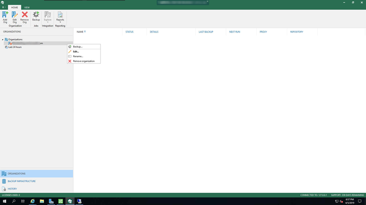 041119 0128 HowtoConfig28 - How to Configure Veeam Backup for Microsoft Office 365 V3 #Veeam #MVPHOUR #Office365