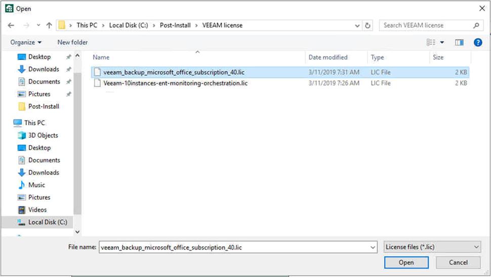041119 0128 HowtoConfig5 - How to Configure Veeam Backup for Microsoft Office 365 V3 #Veeam #MVPHOUR #Office365