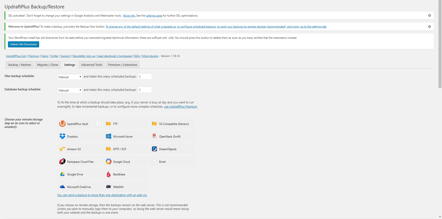 060219 0101 HowtoBackup13 - How to Backup Your WordPress Website For Free! #WordPress #Backup #Website #Free