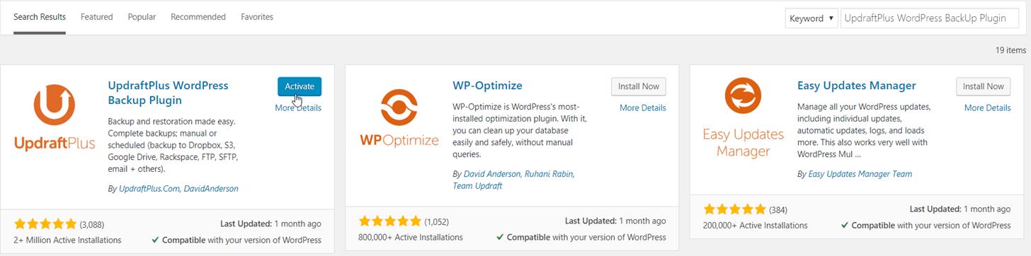 060219 0101 HowtoBackup2 - How to Backup Your WordPress Website For Free! #WordPress #Backup #Website #Free