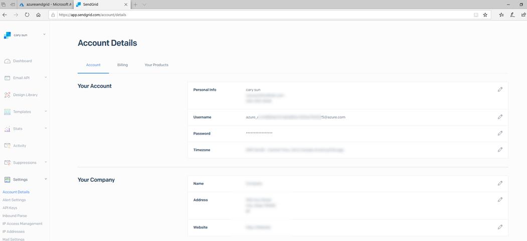 011320 1948 Howtocreate10 - How to create a Free SendGrid Account at Azure #Azure #SendGrid #Email #Exchange #SMTP Relay