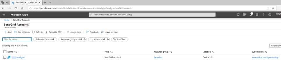 011320 1948 Howtocreate7 - How to create a Free SendGrid Account at Azure #Azure #SendGrid #Email #Exchange #SMTP Relay