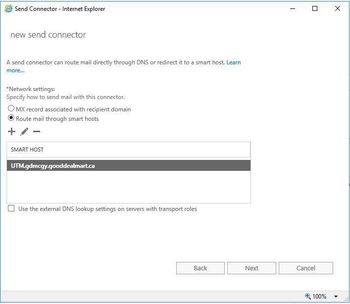 011420 0051 HowtouseSen7 - How to use SendGrid as SMTP Relay at Sophos UTM firewall #Azure #SendGrid #Email #Exchange #SMTP Relay #Sophos