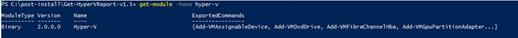 012120 1907 Troubleshoo2 - Troubleshooting Tips – Fixed Windows Server 2019 cannot run Hyper-V cmdlets against Windows Server 2012 R2 #PowerShell #Hyper-V #Server 2019 #Reports #Mvphour