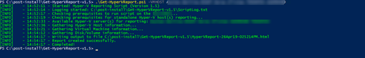 012120 1907 Troubleshoo4 - Troubleshooting Tips – Fixed Windows Server 2019 cannot run Hyper-V cmdlets against Windows Server 2012 R2 #PowerShell #Hyper-V #Server 2019 #Reports #Mvphour