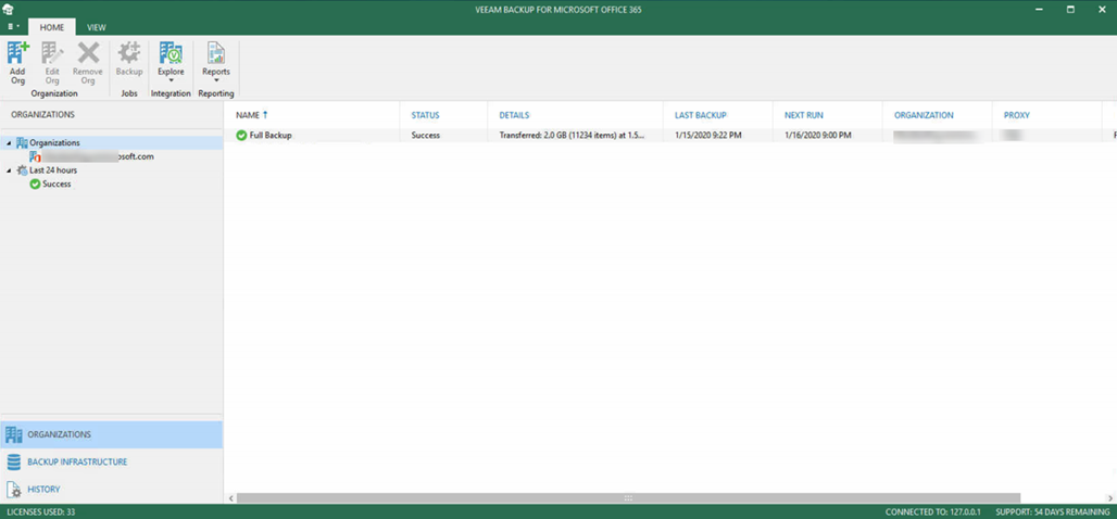 012320 1948 FIXEDAccess6 - FIXED Access is Denied Error for upgrading VBO 365 Default Backup Repository to V4 #Veeam #VBO 365 #Office 365 #Backup #Mvphour