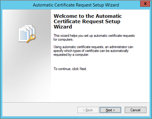 012720 1833 HowtoConfig12 - How to Configure Server Certificate Auto-enrollment #Group Policy #GPO #Certificate #Server #Auto-Enrollment #Mvphour