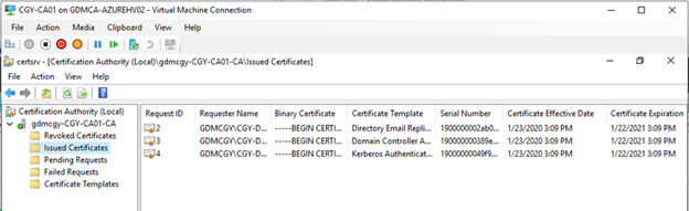 012720 1833 HowtoConfig21 - How to Configure Server Certificate Auto-enrollment #Group Policy #GPO #Certificate #Server #Auto-Enrollment #Mvphour