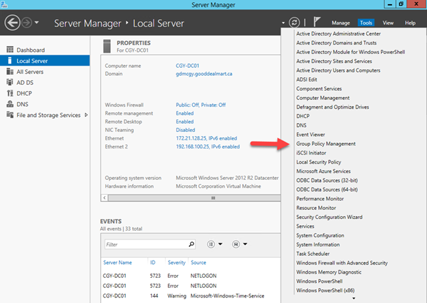 012720 1833 HowtoConfig4 - How to Configure Server Certificate Auto-enrollment #Group Policy #GPO #Certificate #Server #Auto-Enrollment #Mvphour
