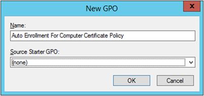 012720 1833 HowtoConfig6 - How to Configure Server Certificate Auto-enrollment #Group Policy #GPO #Certificate #Server #Auto-Enrollment #Mvphour