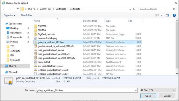012920 0011 HowtoInstal12 - How to Install IIS SSL Certificate for Citrix NetScaler #Citrix #IIS #SSL #Certificate #NetScaler #Digicert #mvphour