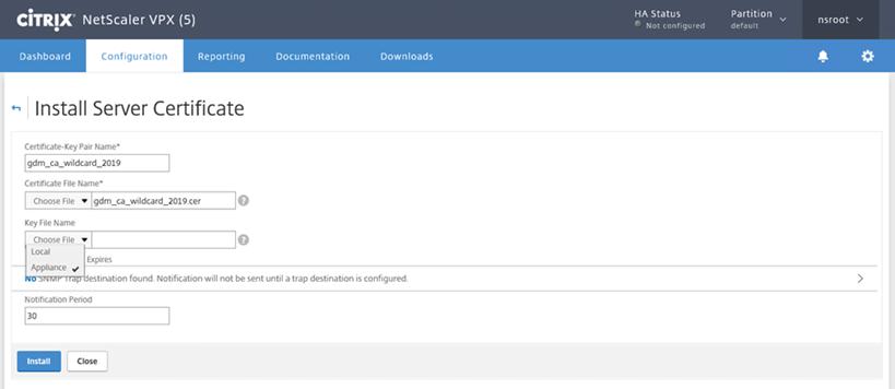 012920 0011 HowtoInstal17 - How to Install IIS SSL Certificate for Citrix NetScaler #Citrix #IIS #SSL #Certificate #NetScaler #Digicert #mvphour