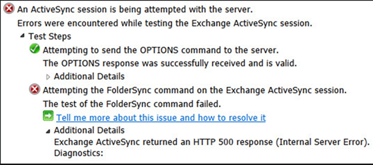 013020 0247 Troubleshoo1 - Troubleshooting Tips: Exchange ActiveSync returned an HTTP 500 response (Internal Server Error) #Microsoft #Exchange #ActiveSync #Troubleshooting #mvphour