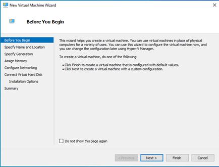 020620 1820 HowtoCreate11 - How to Create a Windows Server 2019 Virtual Machine at Windows 10 1909#Hyper-V #Server 2019 #Windows 10 1909 #Mvphour