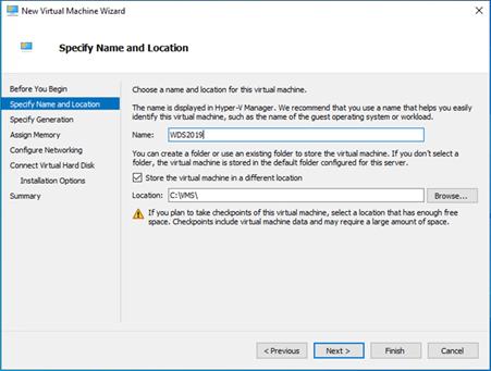020620 1820 HowtoCreate12 - How to Create a Windows Server 2019 Virtual Machine at Windows 10 1909#Hyper-V #Server 2019 #Windows 10 1909 #Mvphour