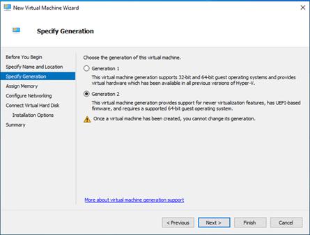 020620 1820 HowtoCreate13 - How to Create a Windows Server 2019 Virtual Machine at Windows 10 1909#Hyper-V #Server 2019 #Windows 10 1909 #Mvphour