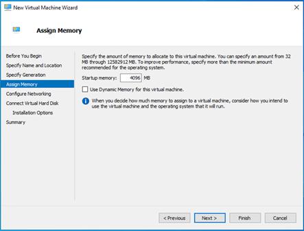 020620 1820 HowtoCreate14 - How to Create a Windows Server 2019 Virtual Machine at Windows 10 1909#Hyper-V #Server 2019 #Windows 10 1909 #Mvphour