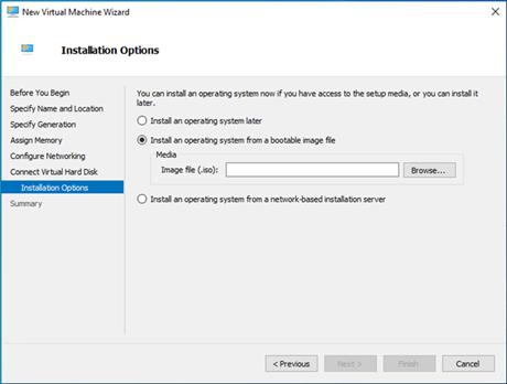 020620 1820 HowtoCreate17 - How to Create a Windows Server 2019 Virtual Machine at Windows 10 1909#Hyper-V #Server 2019 #Windows 10 1909 #Mvphour