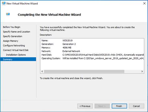020620 1820 HowtoCreate20 - How to Create a Windows Server 2019 Virtual Machine at Windows 10 1909#Hyper-V #Server 2019 #Windows 10 1909 #Mvphour