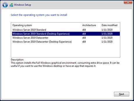 020620 1820 HowtoCreate27 - How to Create a Windows Server 2019 Virtual Machine at Windows 10 1909#Hyper-V #Server 2019 #Windows 10 1909 #Mvphour