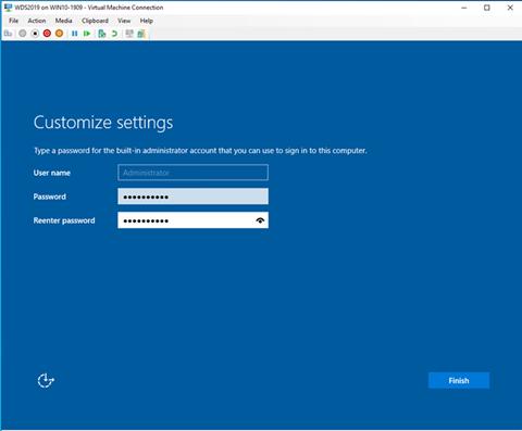 020620 1820 HowtoCreate31 - How to Create a Windows Server 2019 Virtual Machine at Windows 10 1909#Hyper-V #Server 2019 #Windows 10 1909 #Mvphour