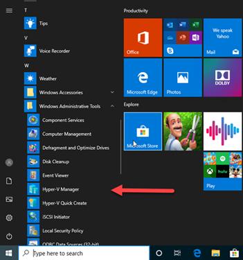 020620 1820 HowtoCreate4 - How to Create a Windows Server 2019 Virtual Machine at Windows 10 1909#Hyper-V #Server 2019 #Windows 10 1909 #Mvphour
