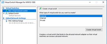 020620 1820 HowtoCreate6 - How to Create a Windows Server 2019 Virtual Machine at Windows 10 1909#Hyper-V #Server 2019 #Windows 10 1909 #Mvphour