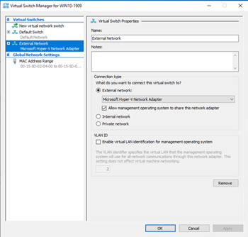 020620 1820 HowtoCreate9 - How to Create a Windows Server 2019 Virtual Machine at Windows 10 1909#Hyper-V #Server 2019 #Windows 10 1909 #Mvphour