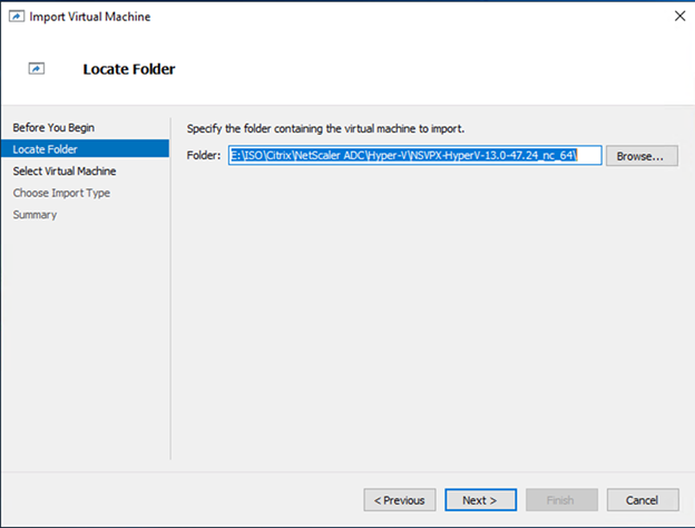 022720 0133 HowtoInstal14 - How to Install Citrix ADC (NetScaler ADC) VPX 13.0 at Microsoft Windows Server 2019 with Hyper-V #Citrix #NetScaler #ADC #VPX #Microsoft #Hyper-V #Windows Server 2019 #mvphour