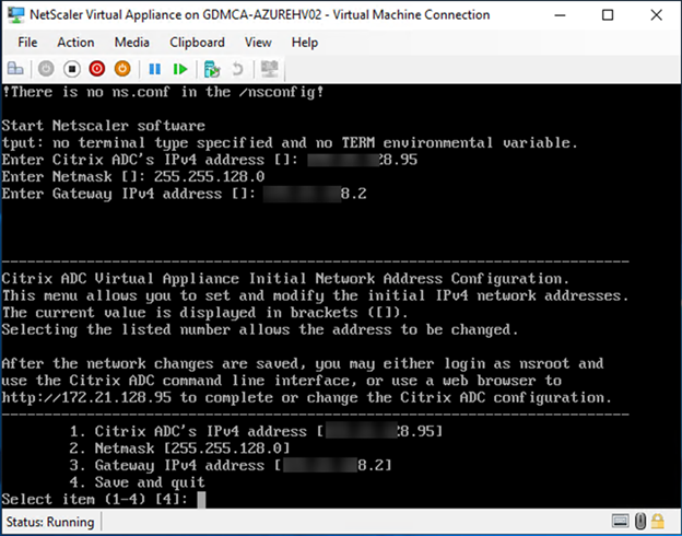 022720 0133 HowtoInstal28 - How to Install Citrix ADC (NetScaler ADC) VPX 13.0 at Microsoft Windows Server 2019 with Hyper-V #Citrix #NetScaler #ADC #VPX #Microsoft #Hyper-V #Windows Server 2019 #mvphour
