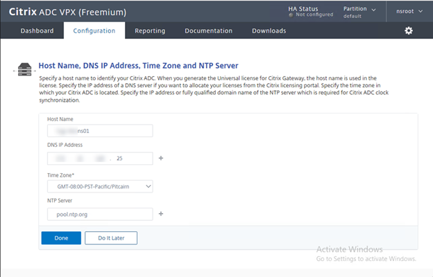 022720 0133 HowtoInstal34 - How to Install Citrix ADC (NetScaler ADC) VPX 13.0 at Microsoft Windows Server 2019 with Hyper-V #Citrix #NetScaler #ADC #VPX #Microsoft #Hyper-V #Windows Server 2019 #mvphour