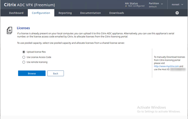 022720 0133 HowtoInstal40 - How to Install Citrix ADC (NetScaler ADC) VPX 13.0 at Microsoft Windows Server 2019 with Hyper-V #Citrix #NetScaler #ADC #VPX #Microsoft #Hyper-V #Windows Server 2019 #mvphour