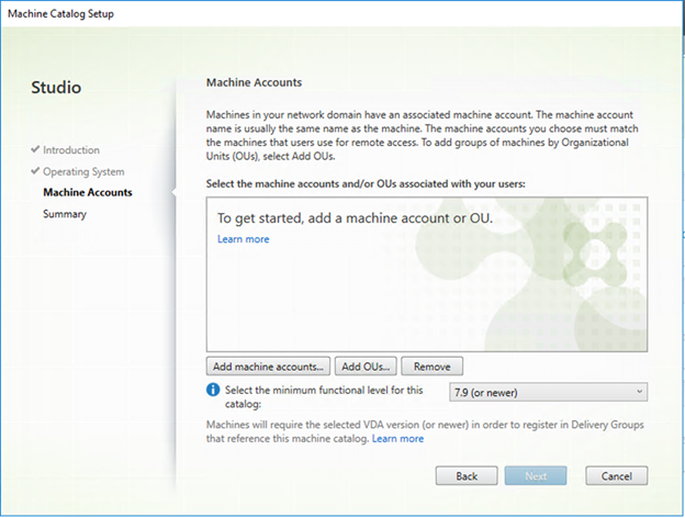 022820 0146 HowtoInstal35 - How to Install Citrix Virtual Apps 7 1909 at Microsoft Windows Server 2019 #Citrix #Virtual Apps #Windows Server 2019 #Microsoft