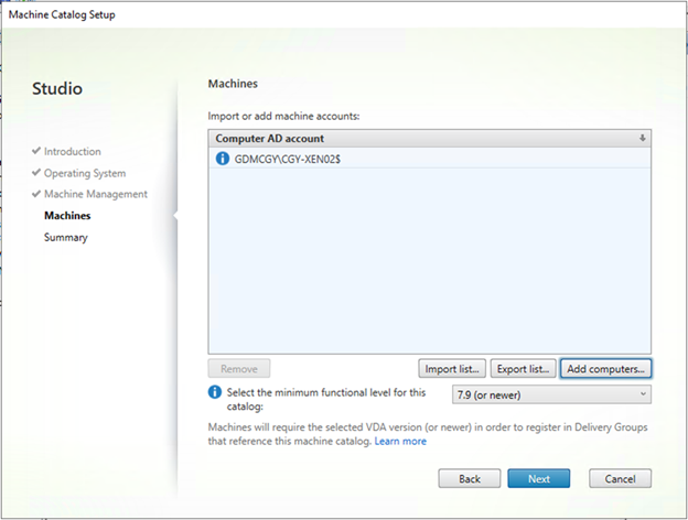022820 0146 HowtoInstal37 - How to Install Citrix Virtual Apps 7 1909 at Microsoft Windows Server 2019 #Citrix #Virtual Apps #Windows Server 2019 #Microsoft