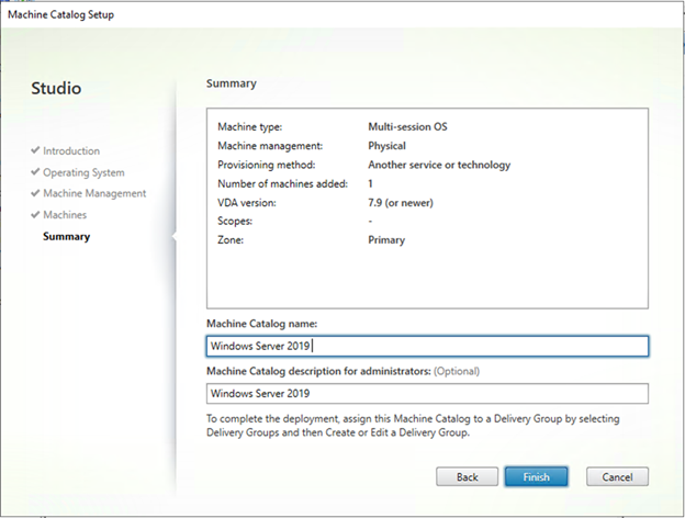 022820 0146 HowtoInstal38 - How to Install Citrix Virtual Apps 7 1909 at Microsoft Windows Server 2019 #Citrix #Virtual Apps #Windows Server 2019 #Microsoft
