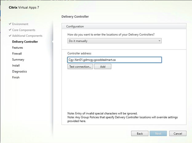 022820 0146 HowtoInstal47 - How to Install Citrix Virtual Apps 7 1909 at Microsoft Windows Server 2019 #Citrix #Virtual Apps #Windows Server 2019 #Microsoft